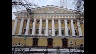 Достопримечательности Санкт-Петербурга - Адмиралтейство(Адмиралтейство было заложено 5 ноября 1704 года. Изначально Адмиралтейство строилось как верфь по чертежам..., 2016-02-03T06:35:57.000Z)