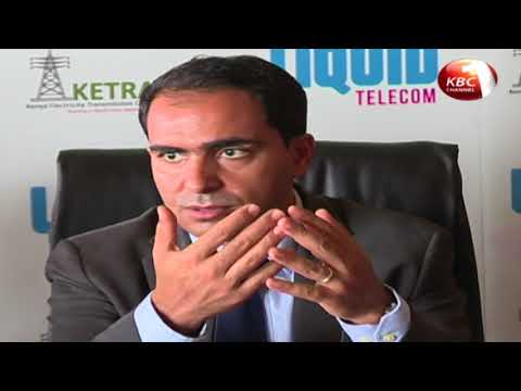 KETRACO signs a 600 million shillings deal with Liquid Telecom