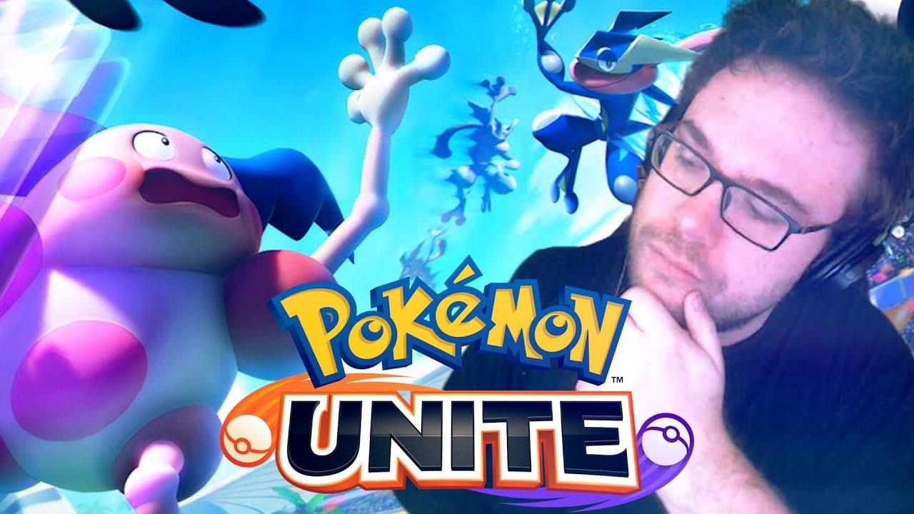INDÉCIS QUE JE SUIS | Pokémon Unite