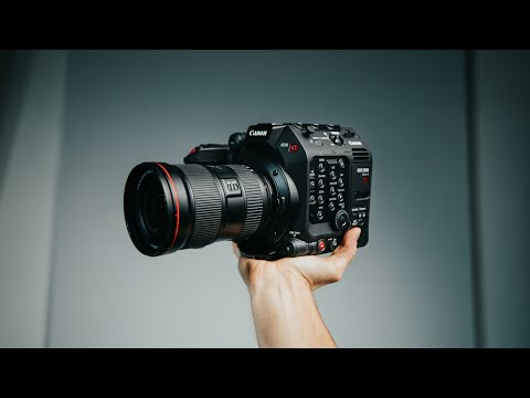 Why I Invested in a NEW $16,000 Camera - Canon C500mkII