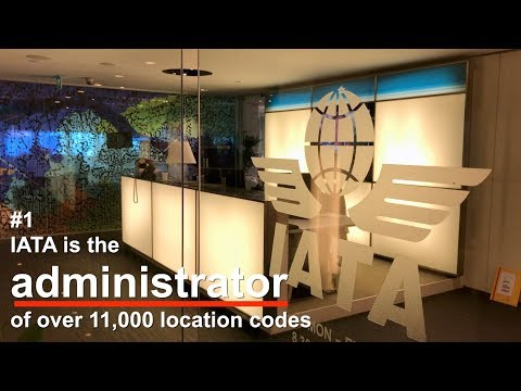 7 Facts about Airport Codes