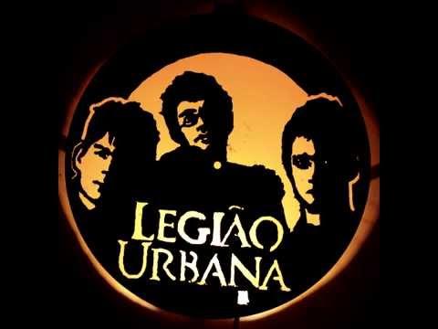 Legião Urbana - Só As Melhores HD (Ótima qualidade de audio)