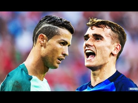 Cristiano Ronaldo vs Antoine Griezmann | Crazy Skills & Goals Show | 2016 HD
