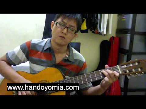 浪人情歌 Lang Ren Qing Ge - 伍佰 Wu Bai - Fingerstyle Guitar Solo