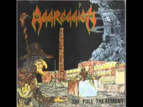 Aggression - The Full Treatment 1987 full album