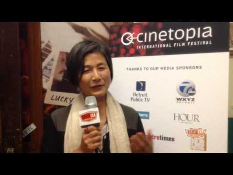 CriticCar Detroit: PeiPei Cheng @ Cinetopia