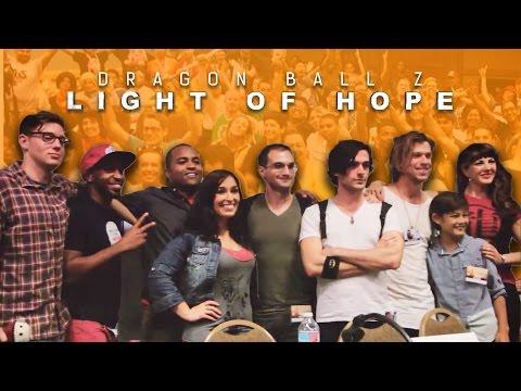 DBZ Light of Hope Panel - Long Beach Comic Con