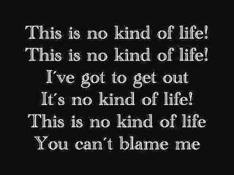 Slipknot - No Life Lyrics