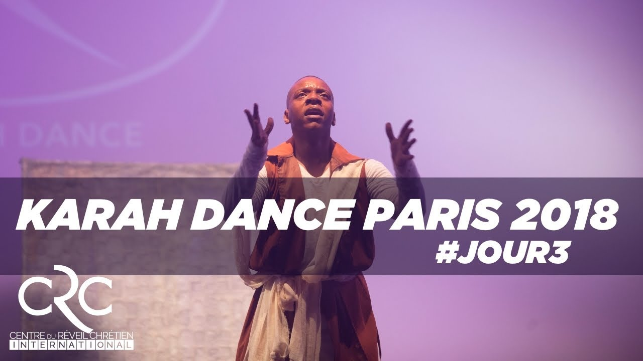 Karah Dance Paris 2018 - Jour 3