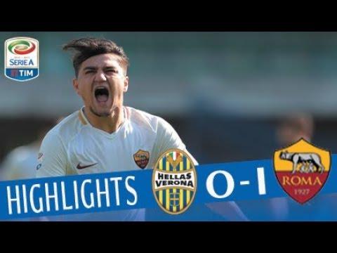 Verona - Roma 0-1 - Giornata 23 - Serie A TIM 2017/18