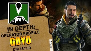 Rainbow Six Siege - In Depth: HOW TO USE GOYO - Operator Profile