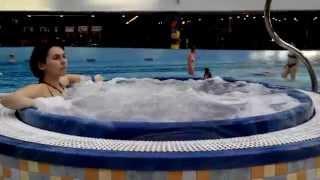Бассейн с джакузи, аквапарк