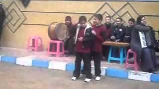 مدرسة طيبة الخاصة بدمنهور واسكتش الشيطان 23 2 2012