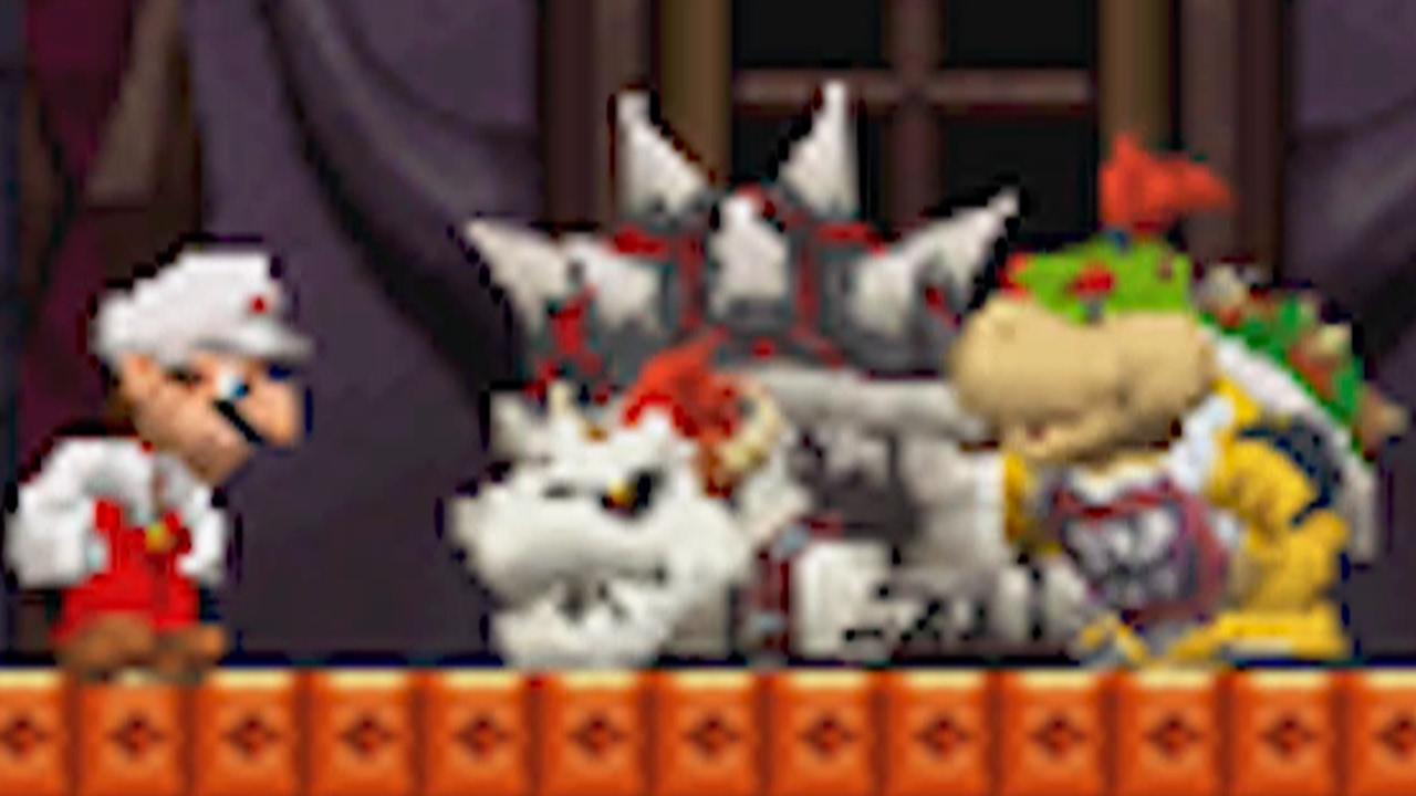 New Super Mario Bros Ds Walkthrough World 8 100 Youtube