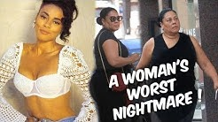 LELA ROCHON'S WEIGHT GAINED CAUSED HER HUSBAND TO CHEAT WITH NICOLE MURPHY ?