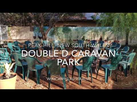 Double D Caravan Park - Peak Hill, New South Wales, Australia