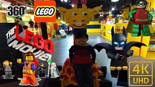 Download lagu 360 video | GIANT LEGO World's biggest indoor playground | P5