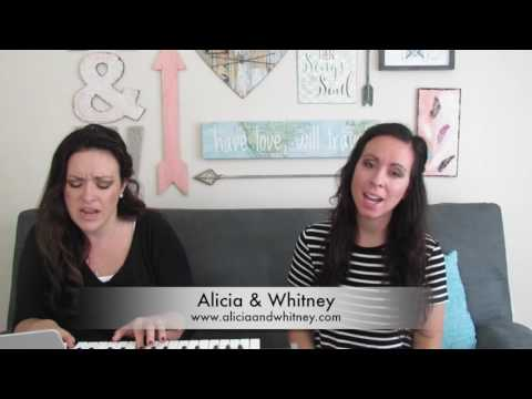 Create in Me A Clean Heart cover by Alicia & Whitney