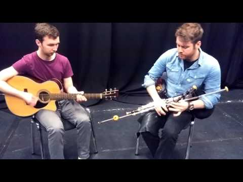 Galtee Rangers & Craigs Pipes (Reels) Uilleann pipes & Guitar Chris McMullan Kyle Macaulay