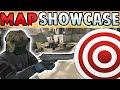 FAST AIM / REFLEX TRAINING MAP - CS:GO - Map Showcase !