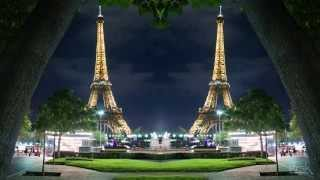 Париж - город огней (The city of light)(Подробнее про Париж тут: http://www.vparis.net/video-parizh.html Существует, конечно, причина, почему Париж называют Городом..., 2013-04-02T22:53:01.000Z)