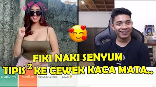 Fiki Naki Smiles Lightly To Meet This Beautiful Girl With Glasses - Ome TV International