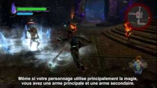 Kingdom of Amalur Reckoning - 5min gameplay demo