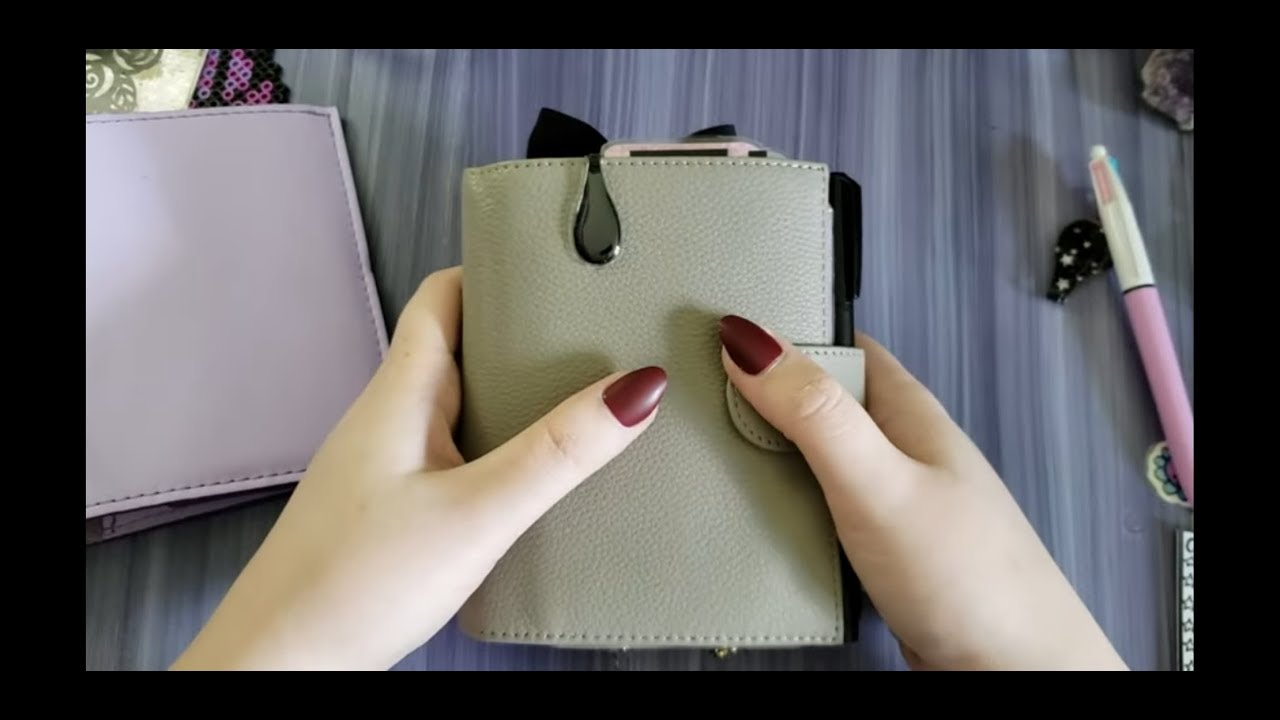 AliExpress Pocket Ring Planner Unboxing, Setup, and First Impressions