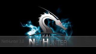 Глобальное обновление Nethunter 3.0