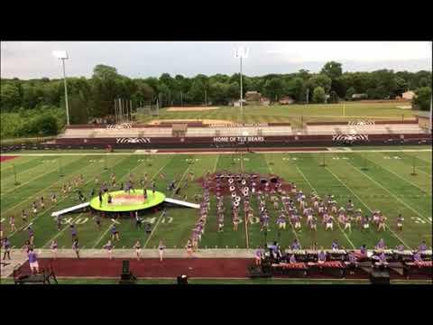 Lawrence Township Band Camp 2018