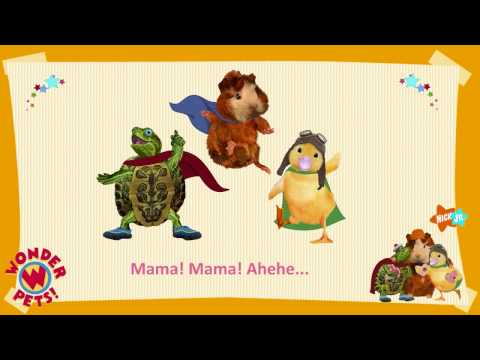 Wonder Pets! Theme Song.mp4