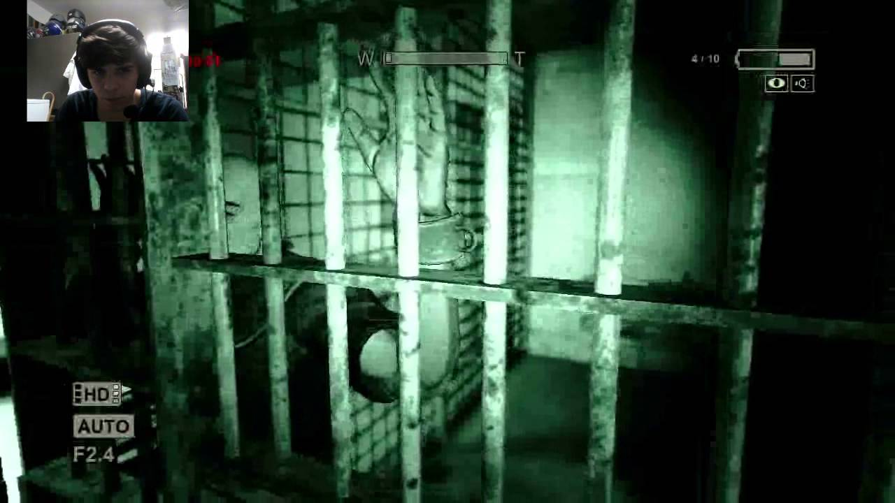 Outlast ps4 sexual content