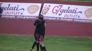 Mezzolara-Fiorenzuola 2-4 Serie D Girone D