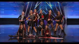 Sugar N Spice Crew on AGT
