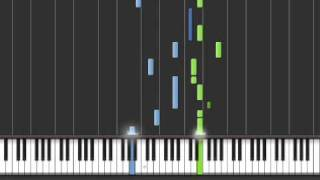 Synthesia - Kumikyoku Nico Nico Douga (with sheet)
