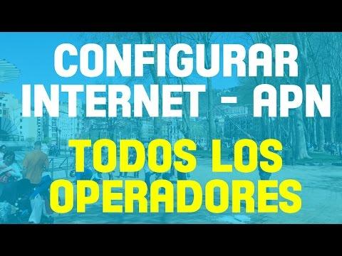 Cómo configurar internet-APN en iPhone 6s, se, 6, 5s, 5, 4s, 4 TODAS las compañías y países