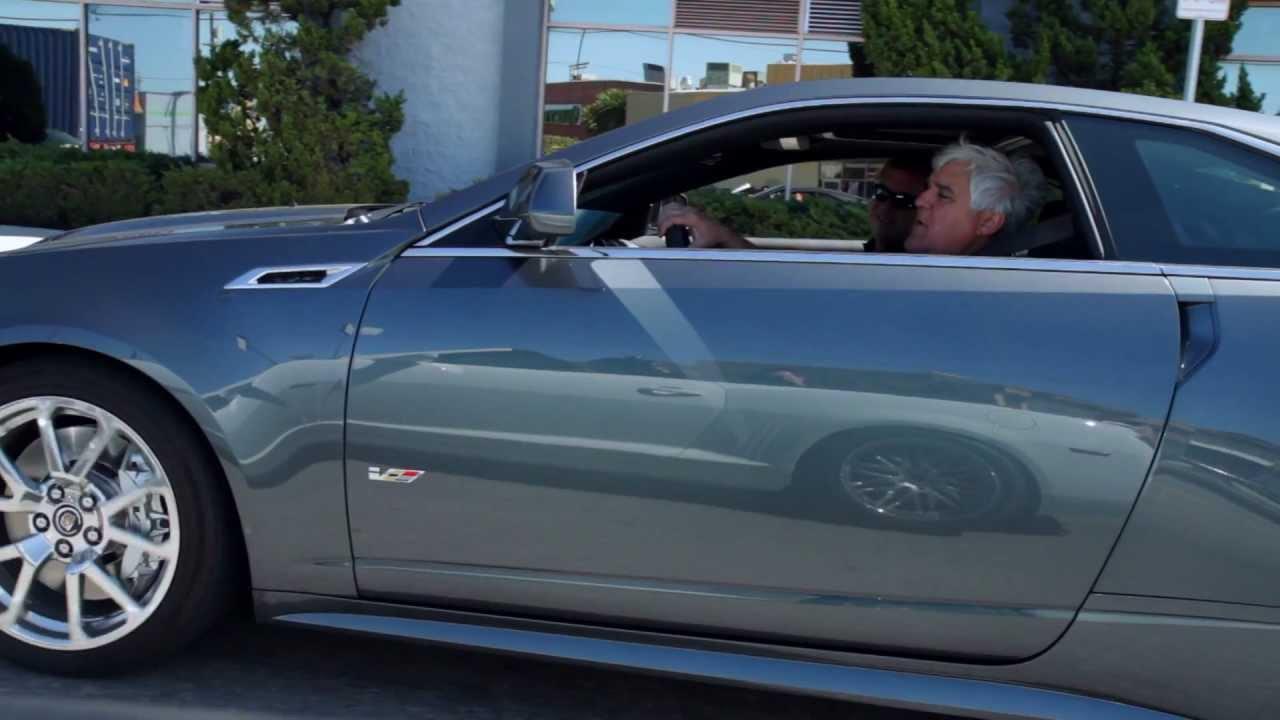 2011 Hennessey Cadillac Cts V Jay Leno S Garage Youtube