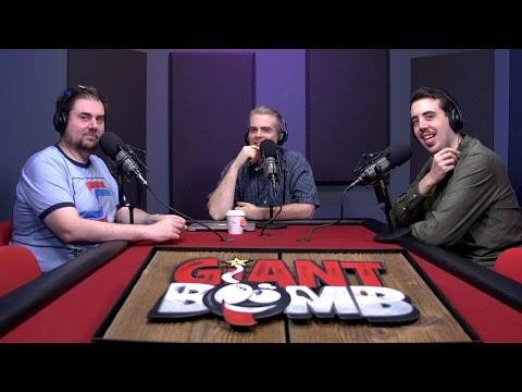 Giant Bombcast 483: Sega Flair Vs. Virtua Hogan