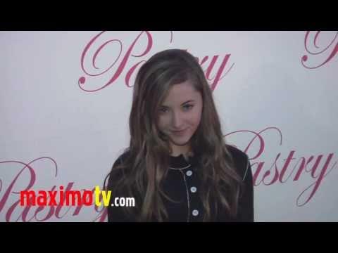 RACHEL G FOX at Cody Simpson 14th Birthday Party Arrivals