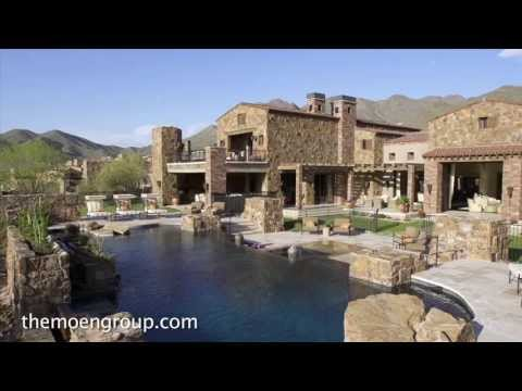 $24.5 Million House: Luxury Homes for Sale Scottsdale, AZ Silverleaf Real Estate