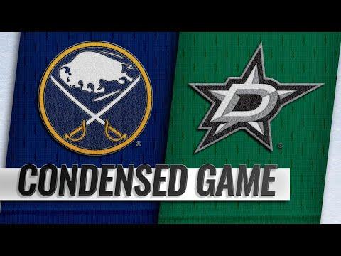 01/30/19 Condensed Game: Sabres @ Stars