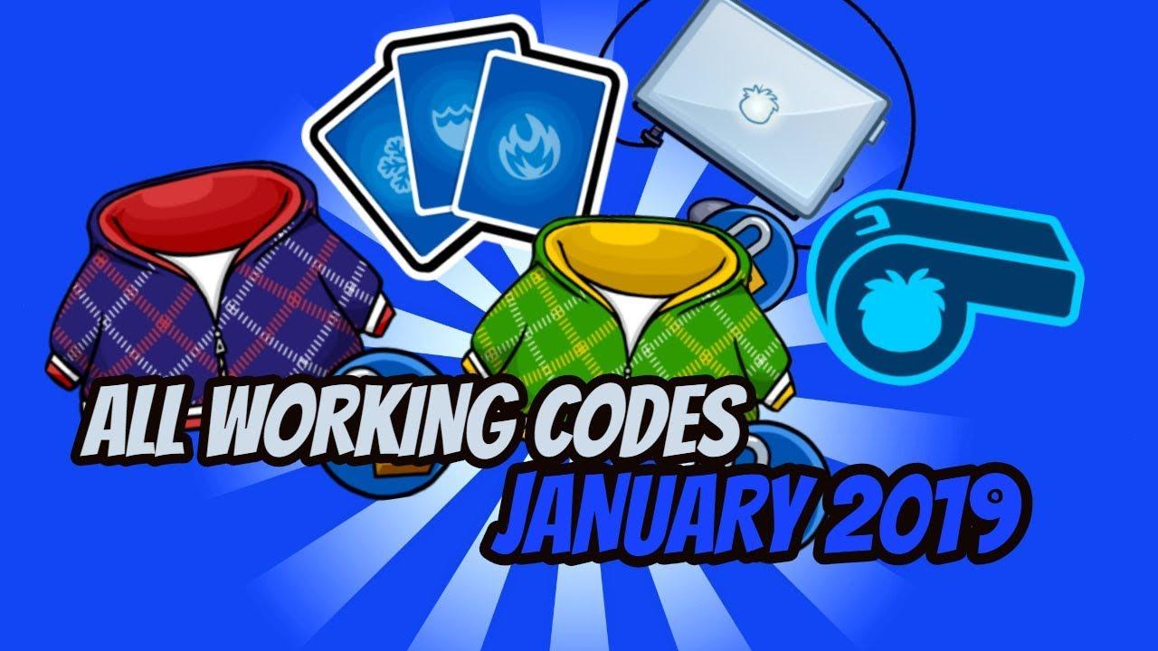 Club Penguin Rewritten Codes July 2020 Mejoress
