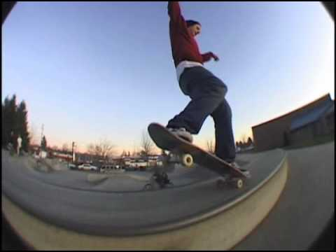 Cory Kennedy - Snohomish Skatepark