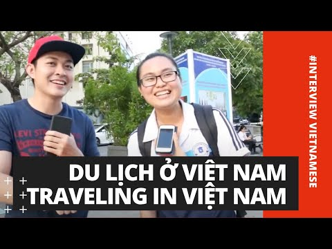 #3 Interview Vietnamese - TRAVELING IN DA LAT