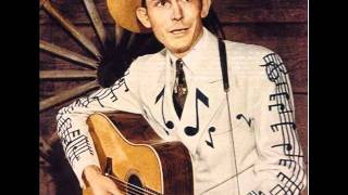 Watch Hank Williams A Picture From Lifes Other Side video
