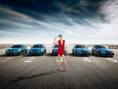The Best BMW Car Advertisement in Television channels Compilation Ever