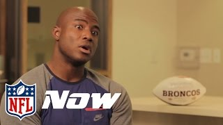 DeMarcus Ware Interviewed by his Biggest Fans | NFL Now | Talk Now with DeMarcus Ware