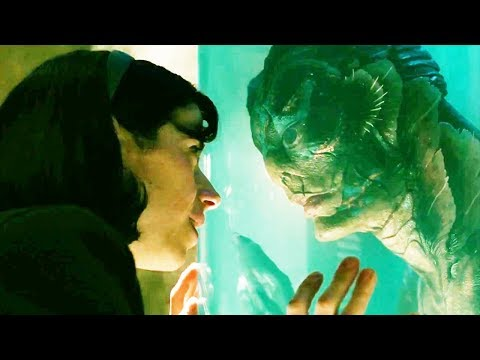 The Shape of Water Trailer #2 2017 Movie - Official