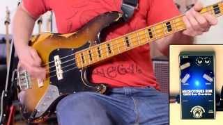 DARKGLASS B3K with 5 DIFFERENT BASSES | BassTheWorld.com