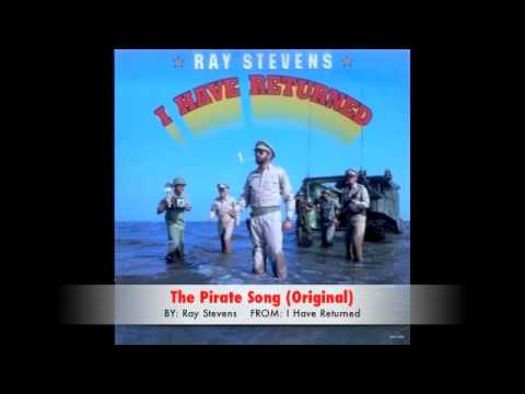 Ray Stevens - The Pirate Song (Original)